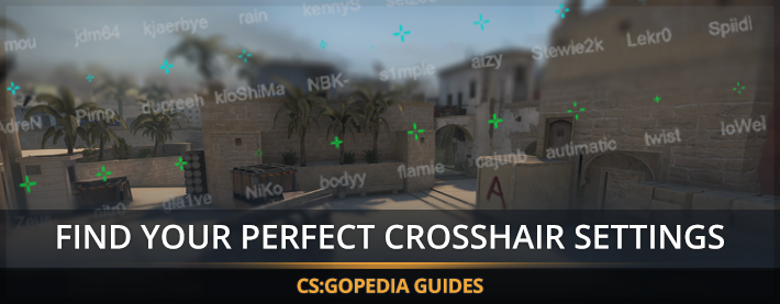 Steam Community :: Guide :: Find your Perfect Crosshair guide