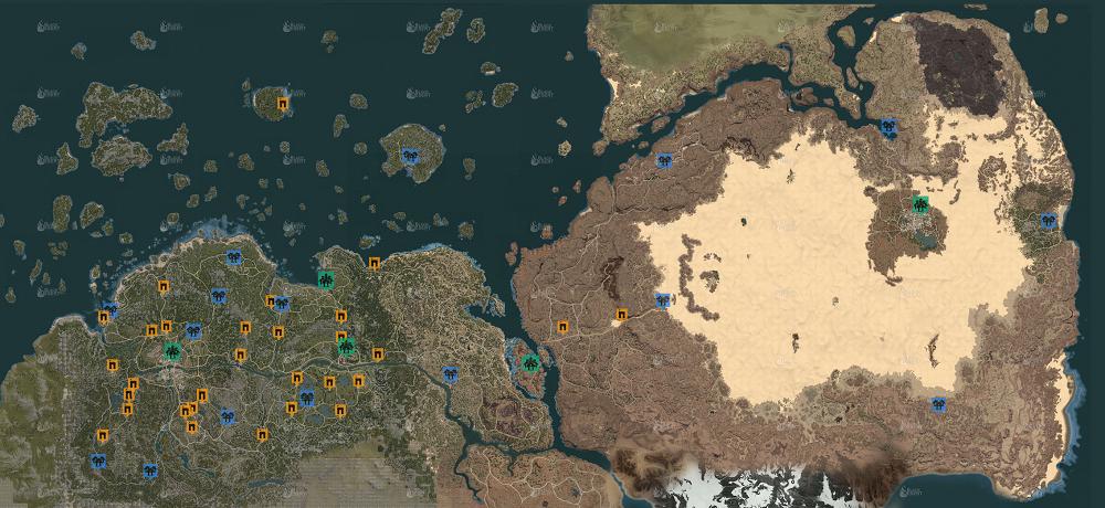 bdo karte Steam Community :: Guide :: [GER] Rund um Black Desert