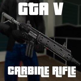 Steam Workshop :: GTA V Carbine Rifle SWEP