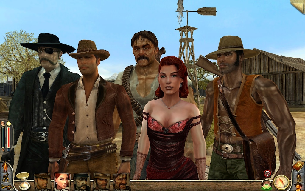 Steam Community Desperados 2 Cooper S Revenge