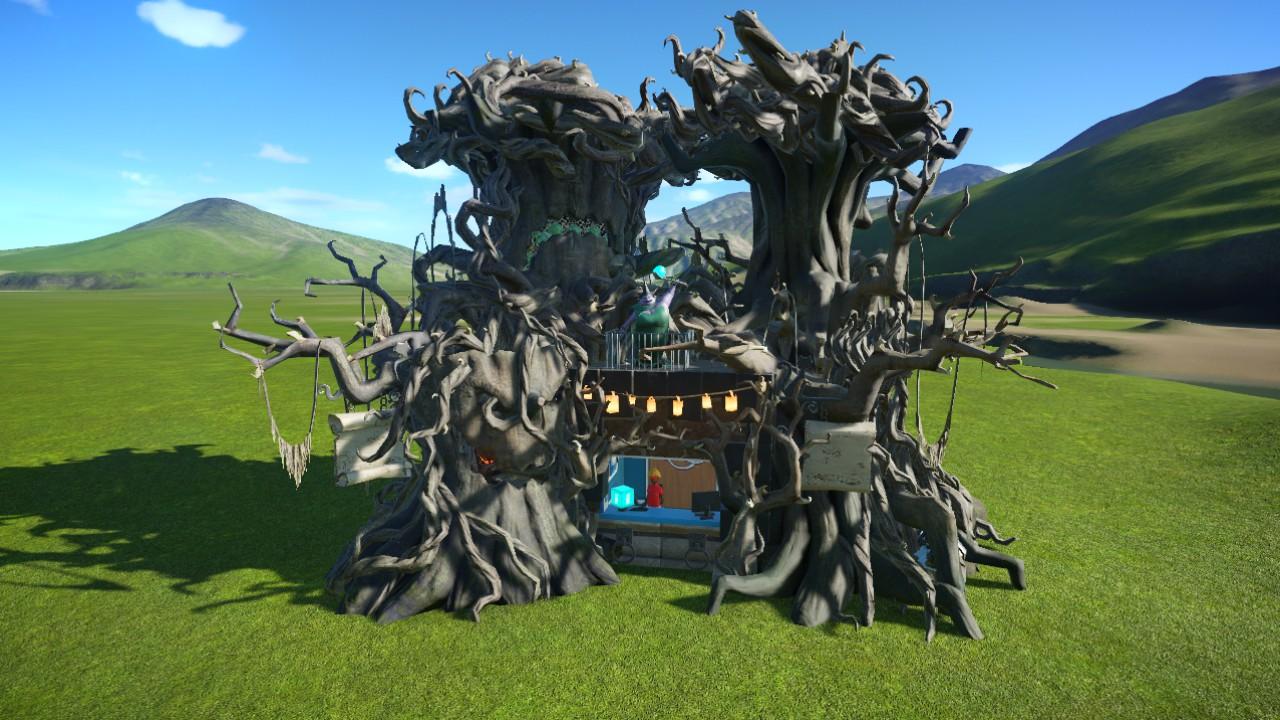 Shop Info - spooky woods