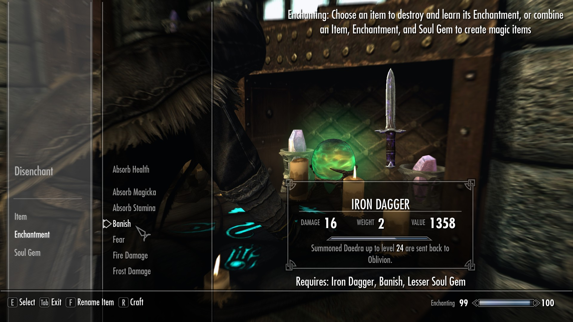 Steam Community :: Guide :: Enchanting is the most overpowered skill