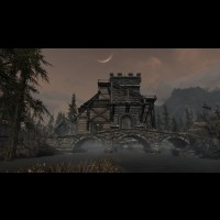 Morthal General Store and Tower画像
