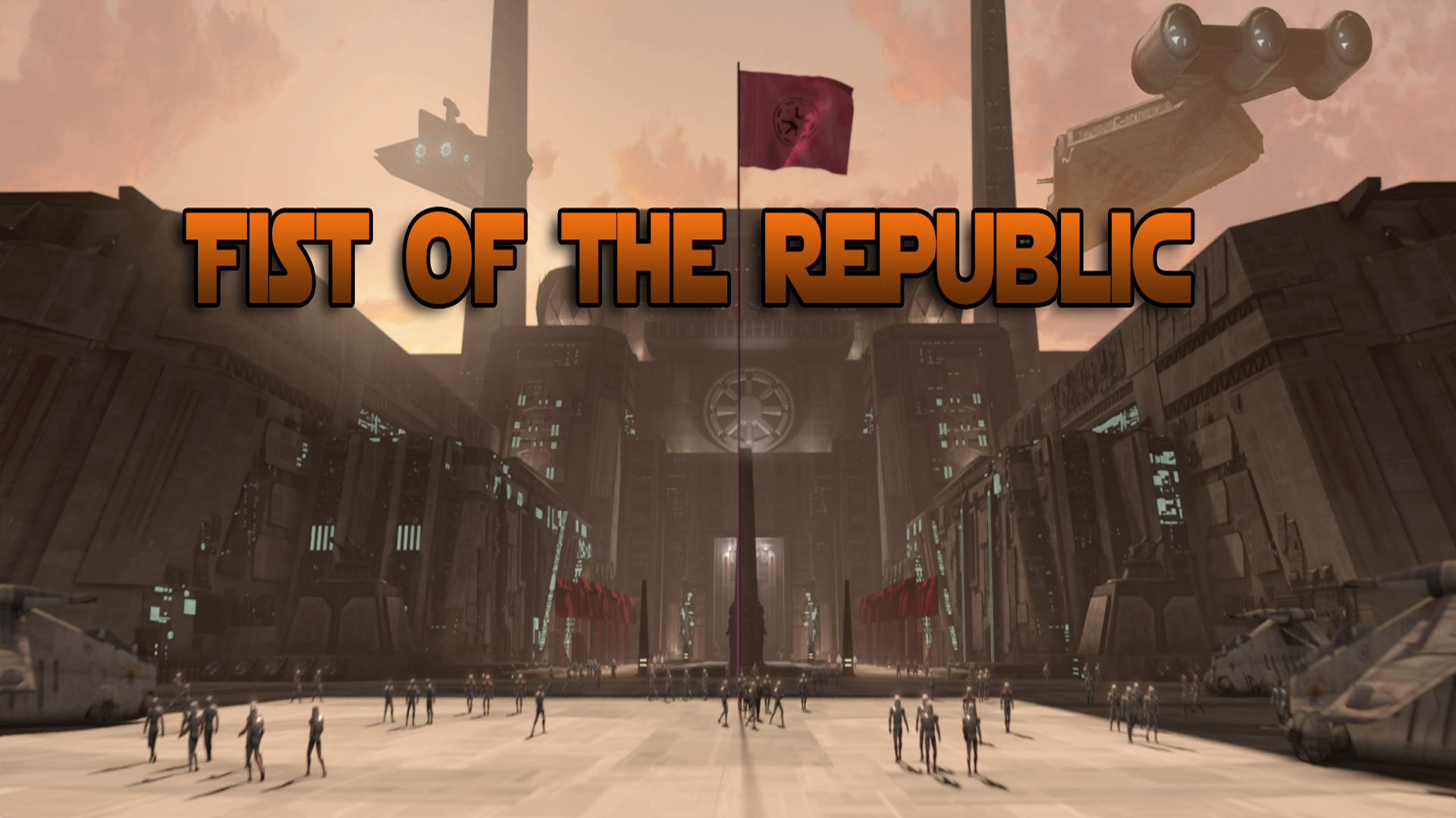 Steam Workshop :: Fist of the Republic Content