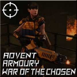 steam workshop advent armoury war of the chosen. Black Bedroom Furniture Sets. Home Design Ideas