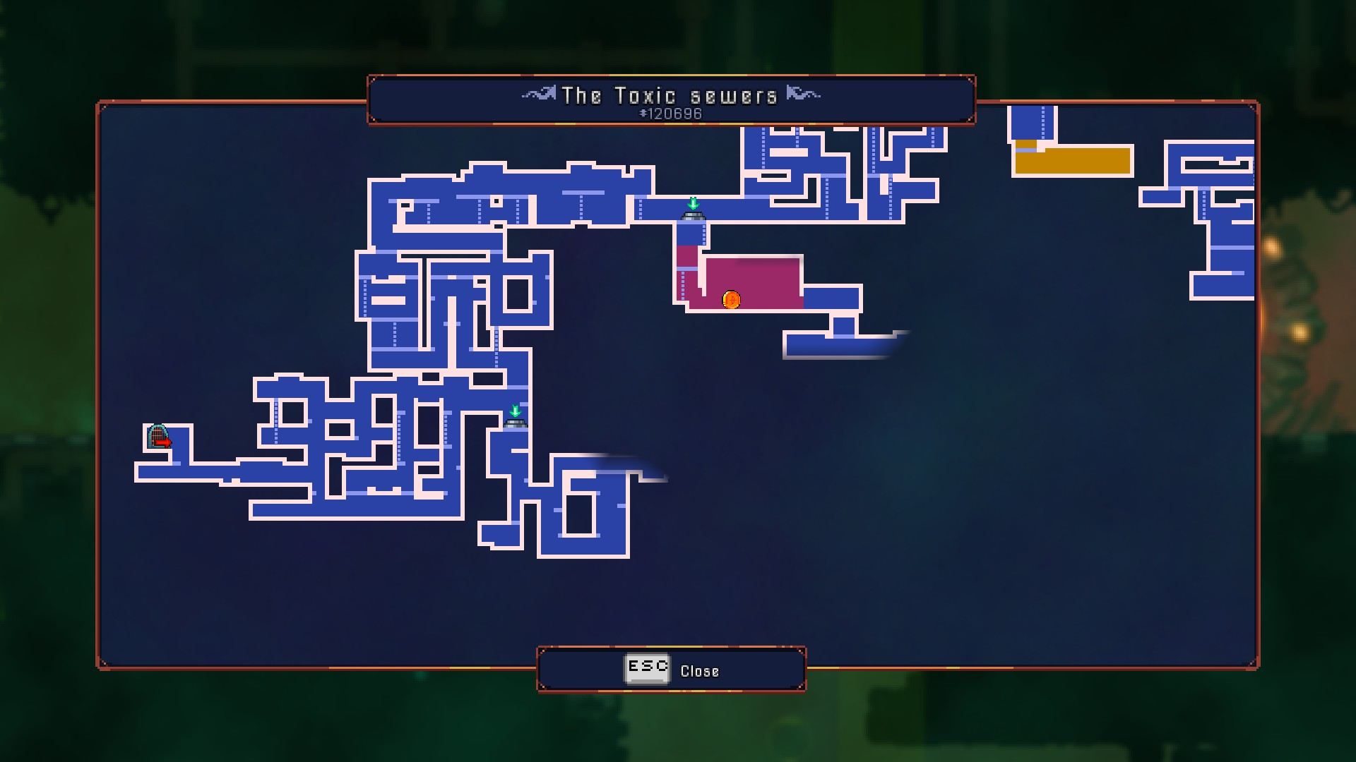 Map] impossible map :: Dead Cells Bugs & Crashes on map of environment, map of control, map of nephron, map of grid, map of 1922, map of equality, map of excretory system, map of identity, map of jerusalem's lot, map of web, map of skin, map of nw spain, map of cont, map of tv, map of metabolism, map of biology, map of data, map of gps, map of chromosome, map of wifi,
