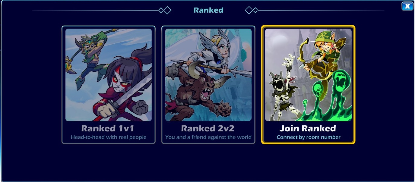 All about Brawlhalla ranks  | Alienware Arena