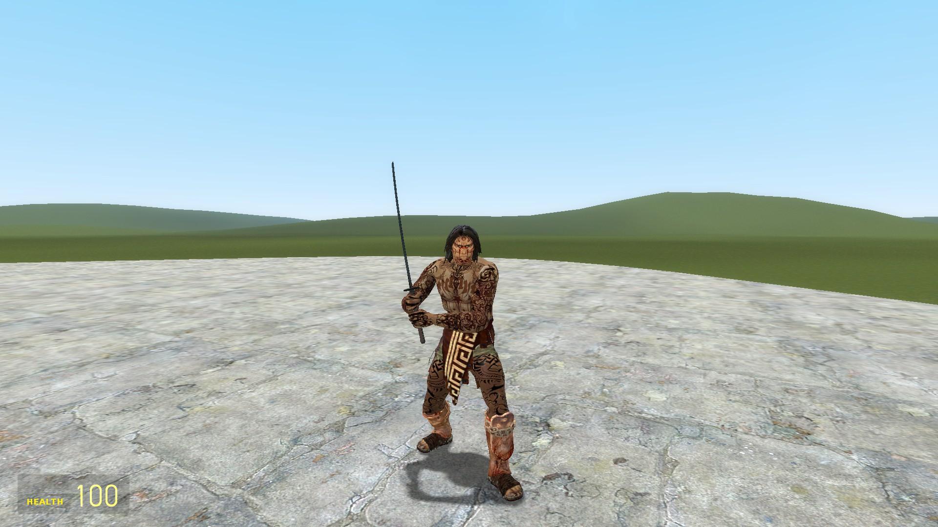 Steam Workshop SCP 076 2 Player Model Ragdoll