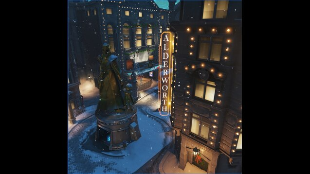 Steam Workshop Overwatch King S Row Kingsrow