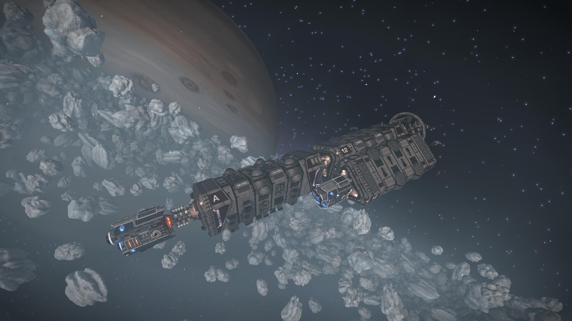 Great Annihilator - nearest interesting star systems - Elite
