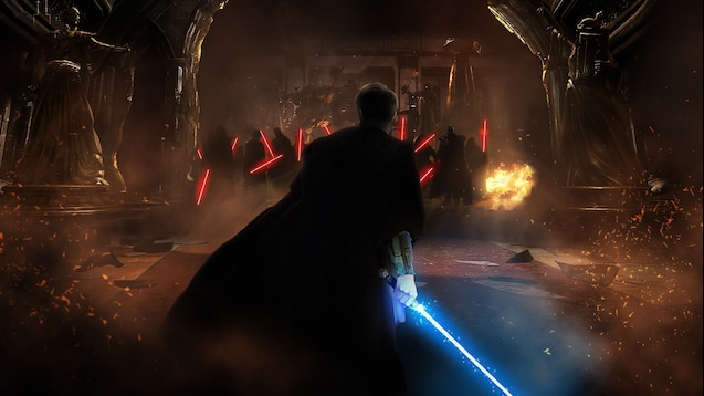 Steam Workshop Star Wars The Old Republic Jedi Temple