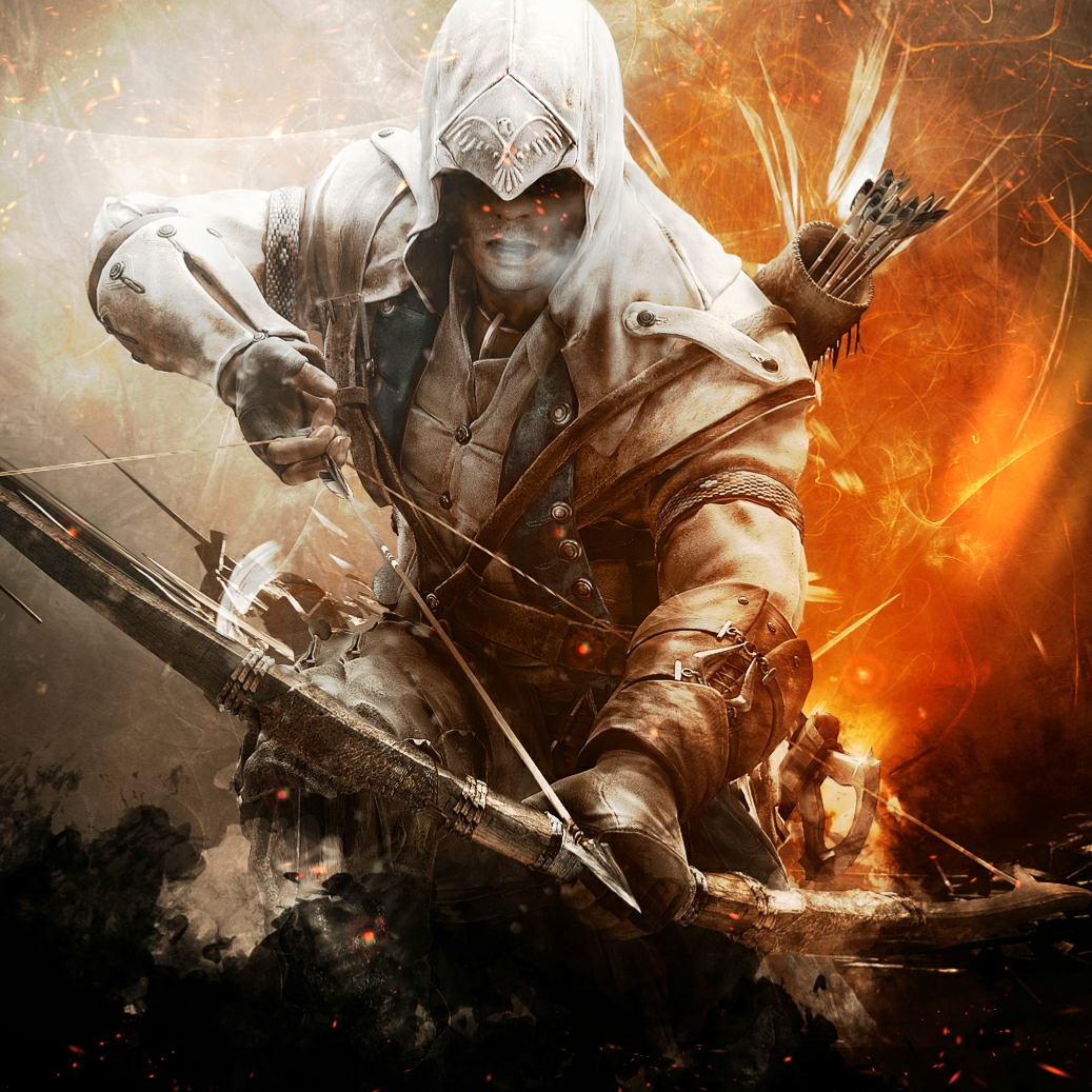 Assains Creed 3 Conor Wallpaper Engine