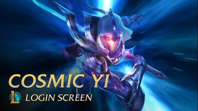 Steam Workshop Cosmic Blade Master Yi