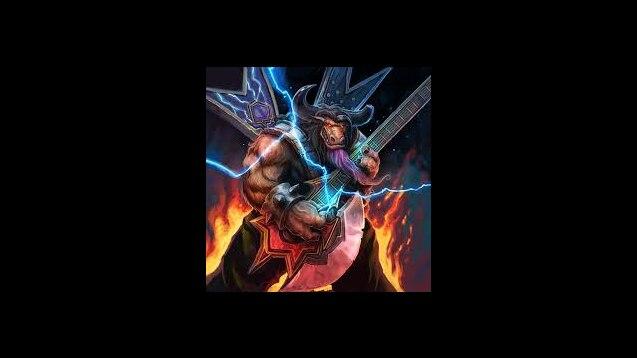 I am murloc — level 70 elite tauren chieftain | last. Fm.