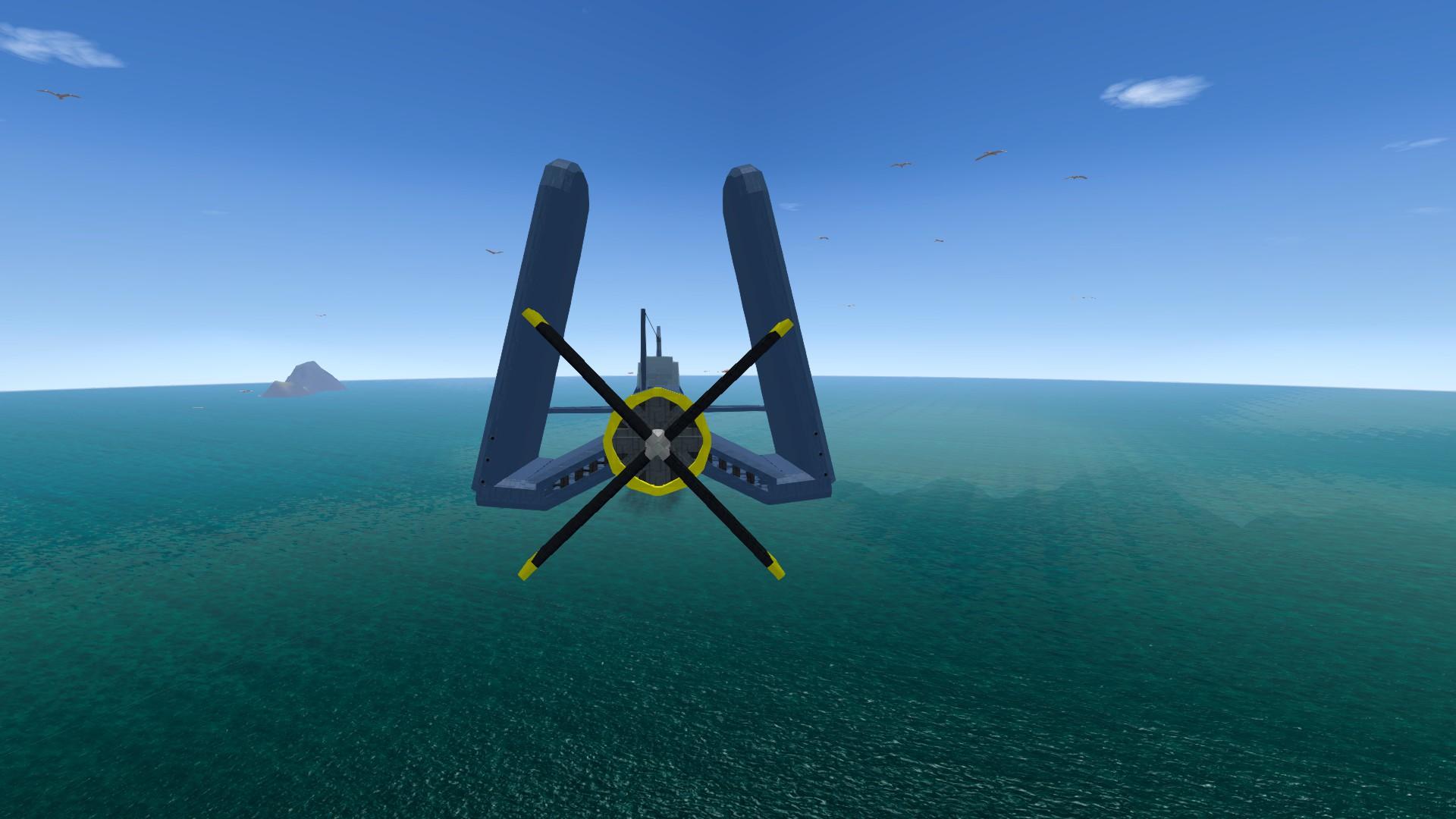 Ultra-Realistic Vought F4U Corsair