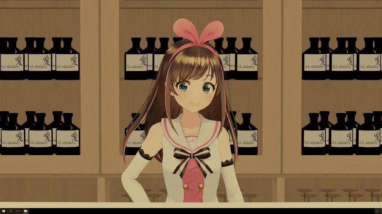 Wallpaper Engine - KizunaAi LiveWP