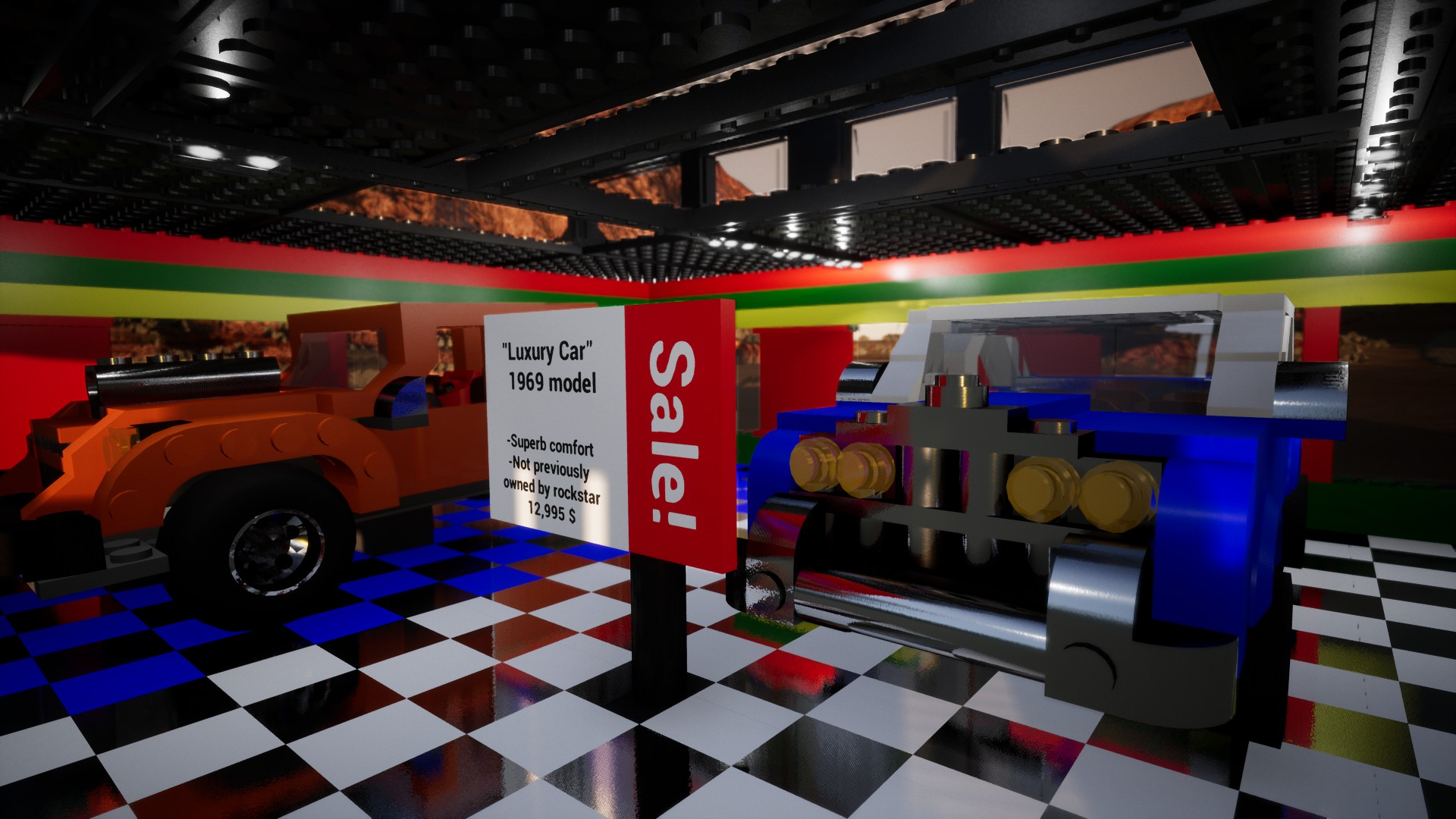 Steam Workshop Pepes Used Car Dealership