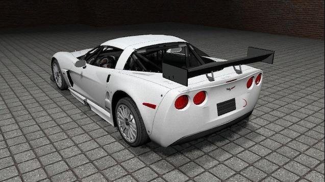 Steam Workshop :: 2005 Chevrolet Corvette C6 R - SCar HD