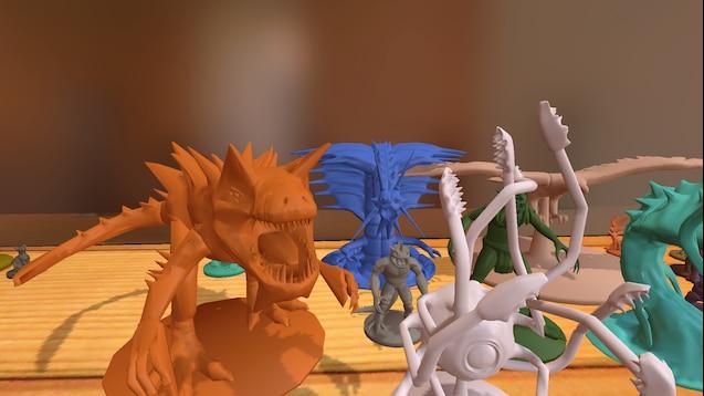 Warsztat Steam :: DND 5e Miniatures