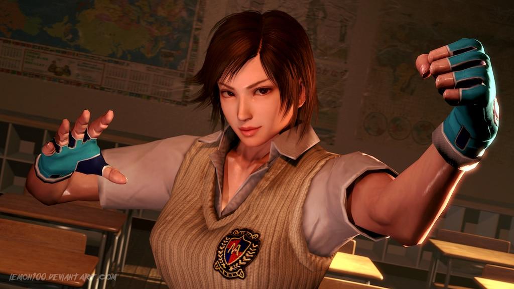 Steam Community 風間飛鳥 Asuka Kazama Tekken 7