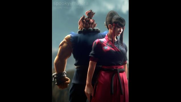 Steam Workshop Tekken 7 Kazumi Hachijo