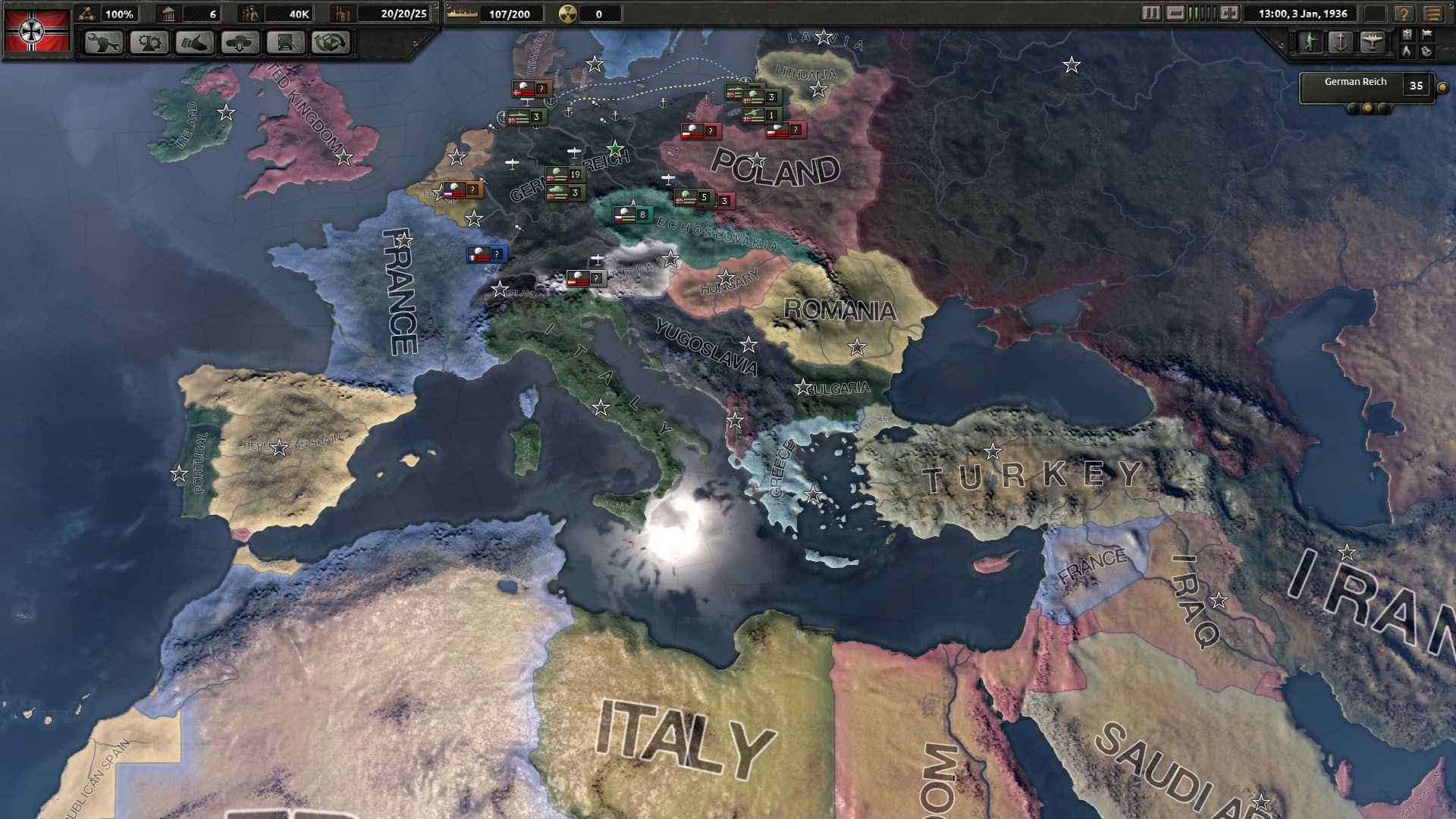 Steam Workshop :: Hearts of Iron IV: Quality of Life Mods