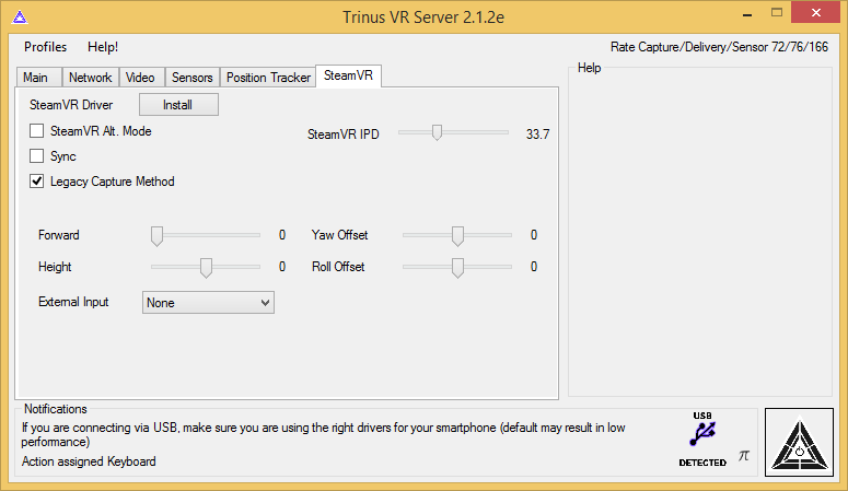 Steam Community :: Guide :: Running XRVR on TrinusVR