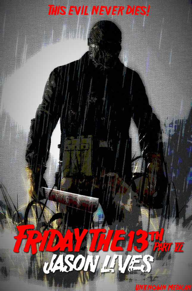 Steam Community :: :: My Friday the 13th Part VI fan-made poster