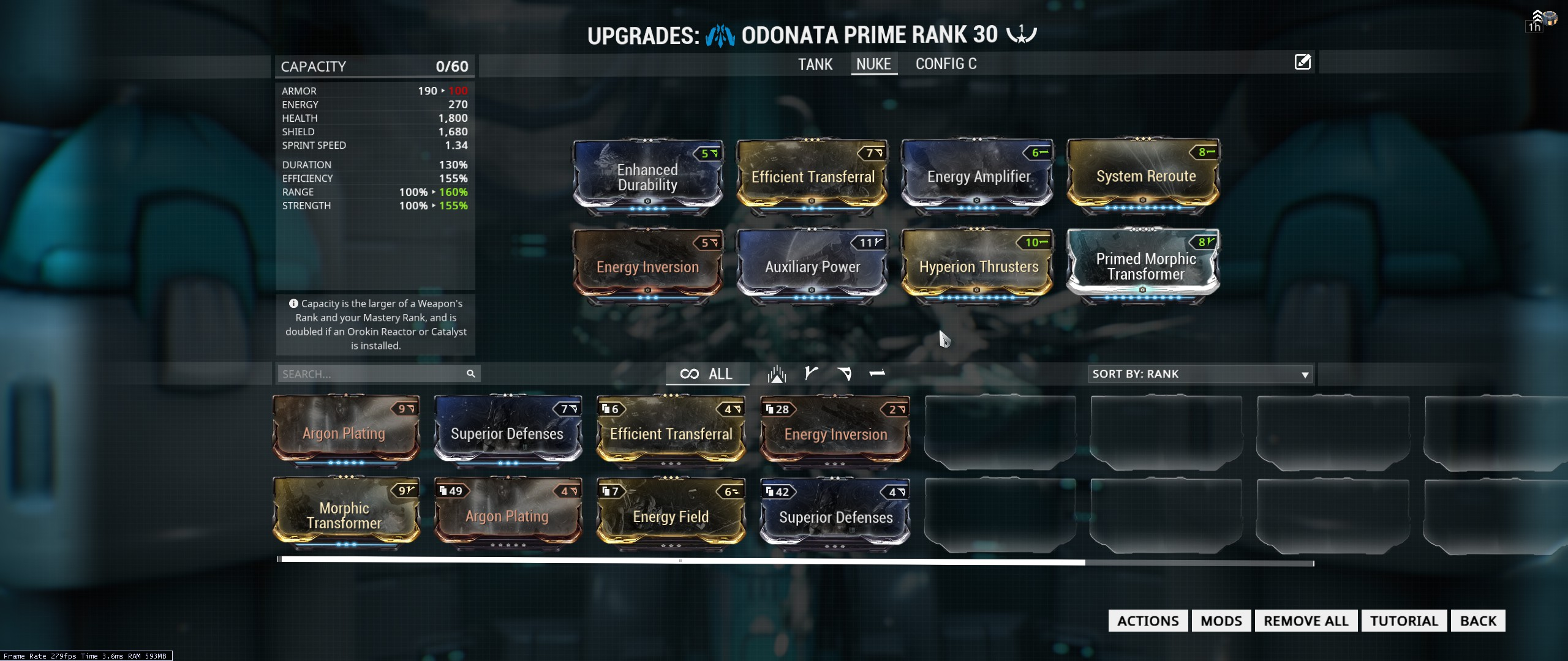 Warframe Best Archwing Melee 2019 Steam Community :: Guide :: Pro Archwing Builds And Best Weapons