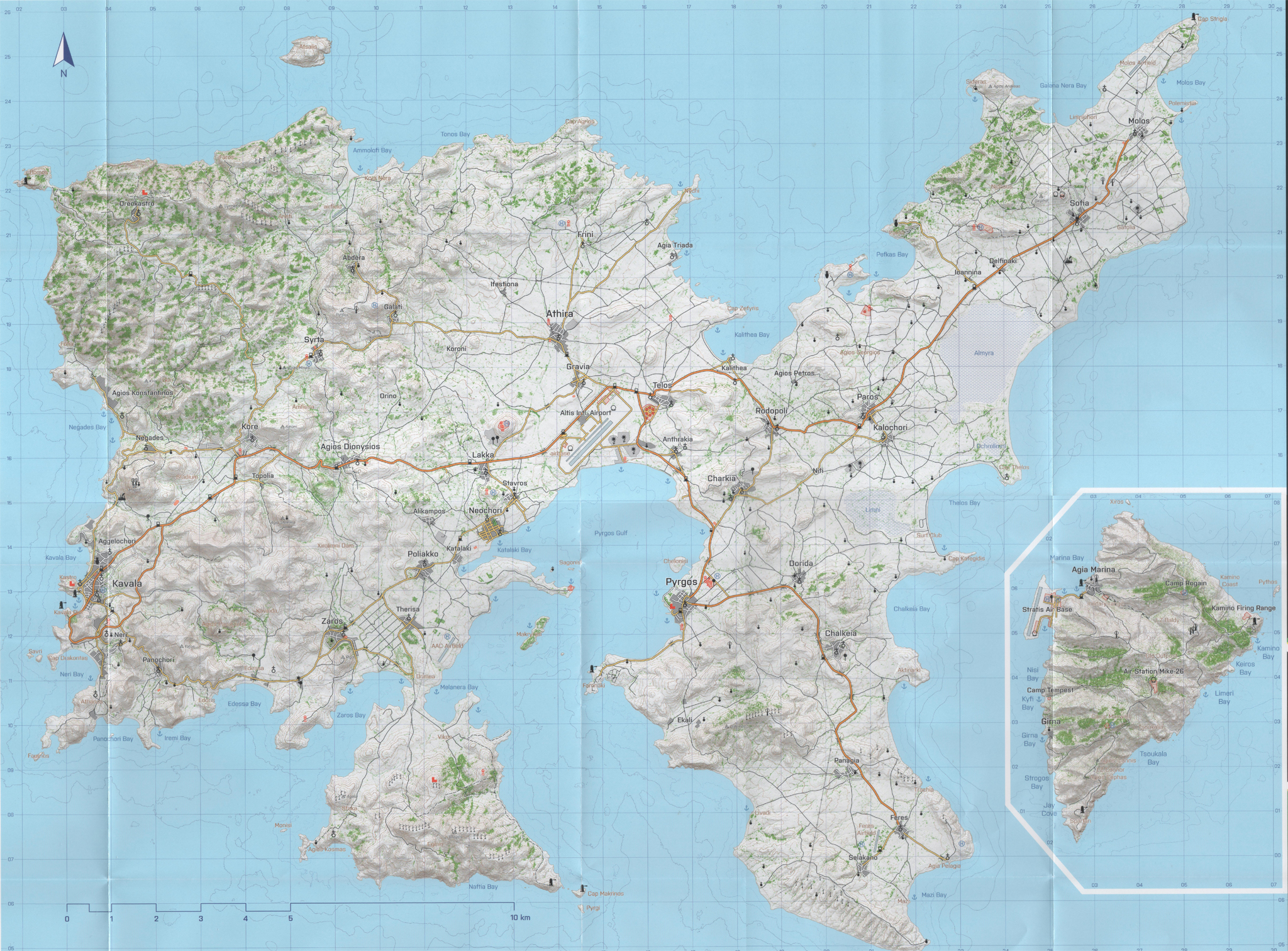 Breaking Point Map Steam Workshop :: ArmA 3   Maps and Map Extensions