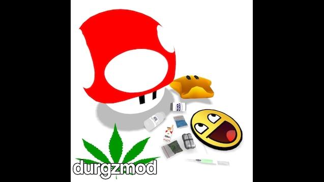 Steam Workshop :: DurgzMod (The Original GMod Drugs Mod)