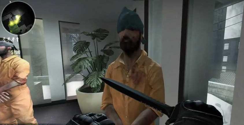 Ходячие заложники