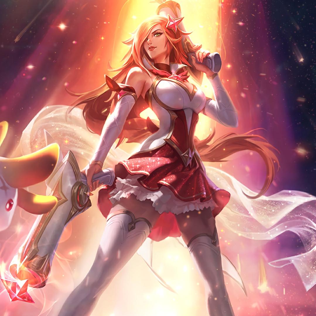 Steam Workshop Star Guardian Miss Fortune League Of Legends