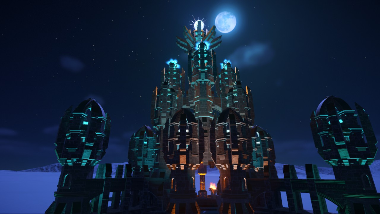Sorcerers Tower