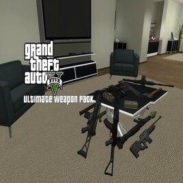 Steam Workshop :: [TFA] GTA V Ultimate Weapons Pack