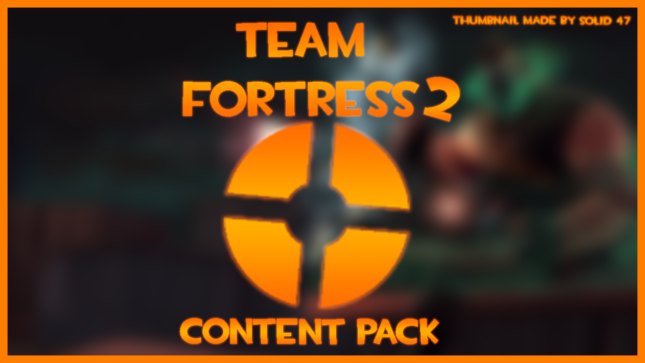 Steam Workshop :: Team Fortress 2 Content Pack [W I P]