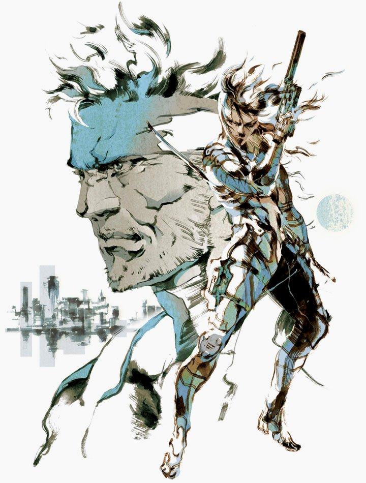 Comunidade Steam Metal Gear Solid 2