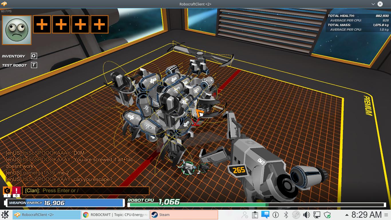 Robocraft bad matchmaking
