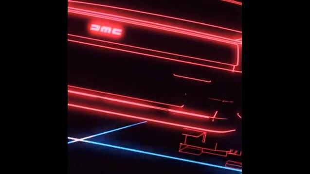 Steam Workshop Aesthetic Vaporwave Car Wallpaper
