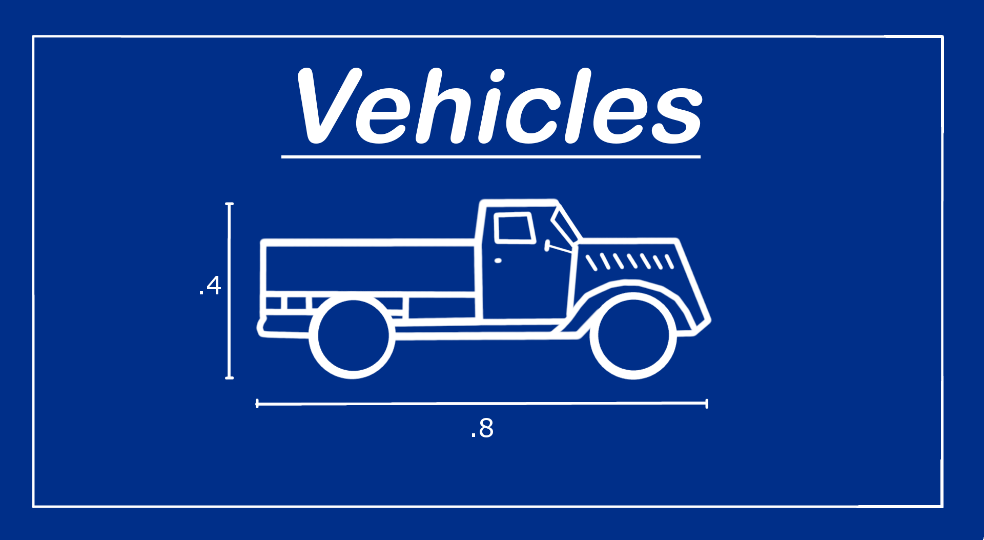 Yes, Vehicles