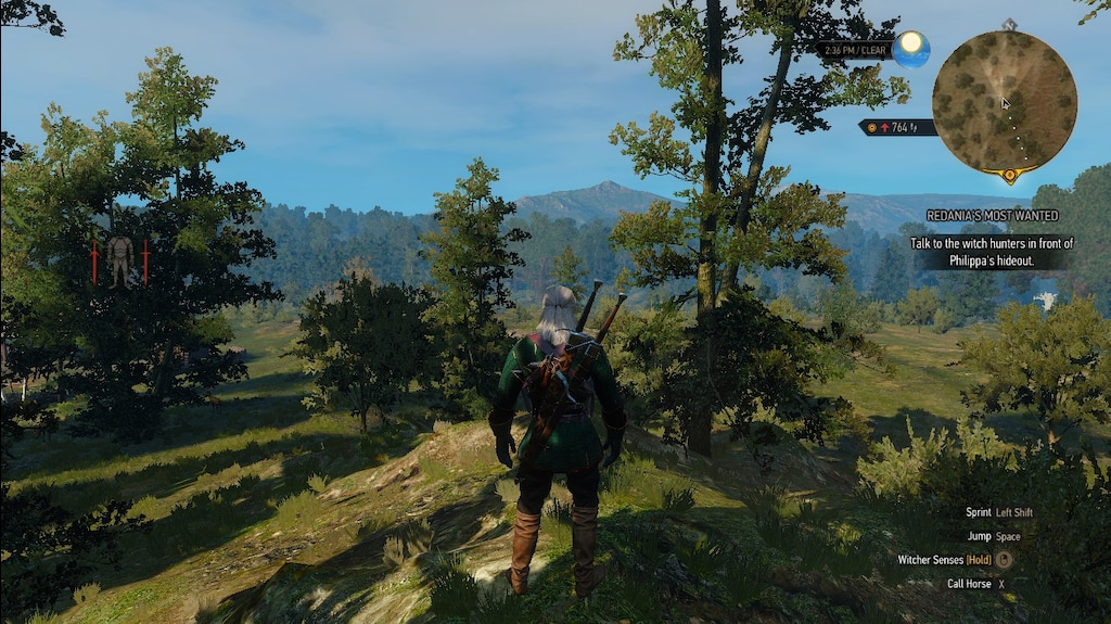 Steam Community :: Screenshot :: Witcher 3 looks beautiful  With