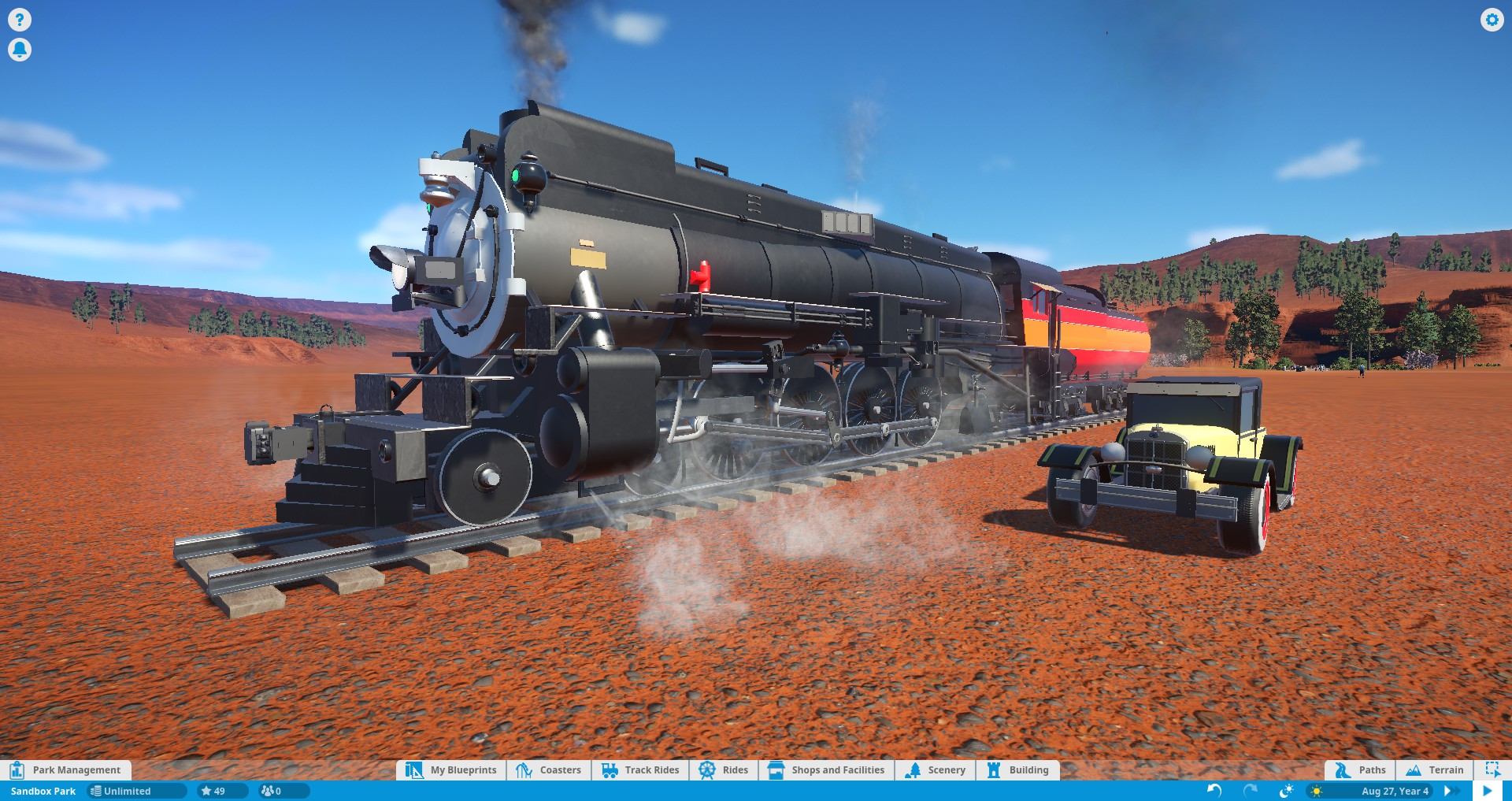Accurate Railroad Creations with W&S | Page 2 | Frontier Forums