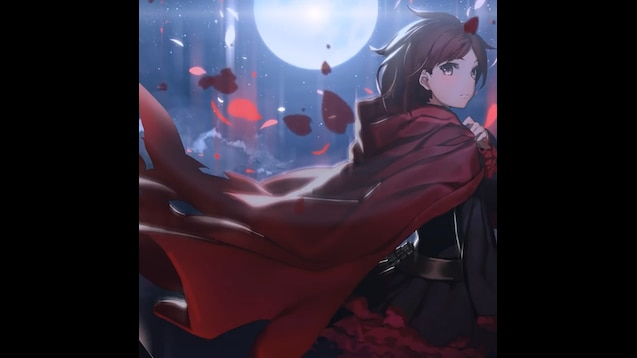 Rwby Animated Wallpaper (Ruby)