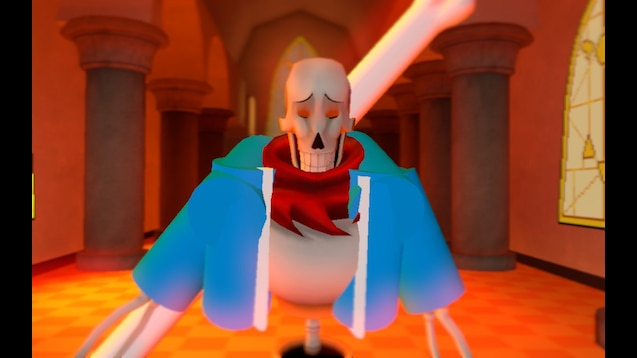 Steam Workshop :: Disbelief Papyrus