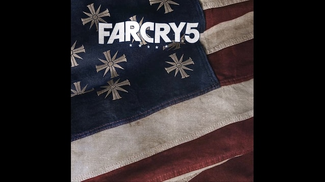 Steam Workshop Far Cry 5 Flag With Music From The Ps4 Design Theme 1080p