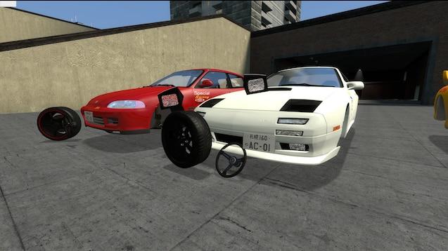Steam Workshop :: Initial D Car Models Pack