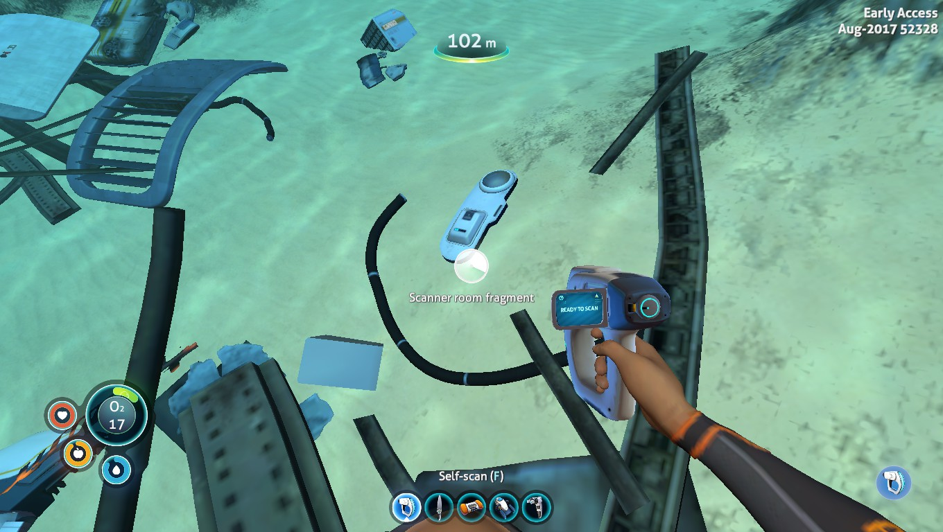 Subnautica Scanner Room Change Scan – The tips covered include blueprints, scanner room, and the different tools that you will need in get your hands on a scanner and scan the plateaus near the aurora and the way leading up to it.