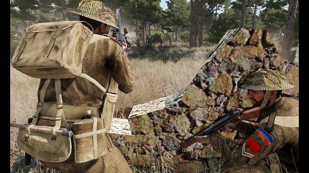 Steam Workshop :: Canadian Army Uniforms - World War Two