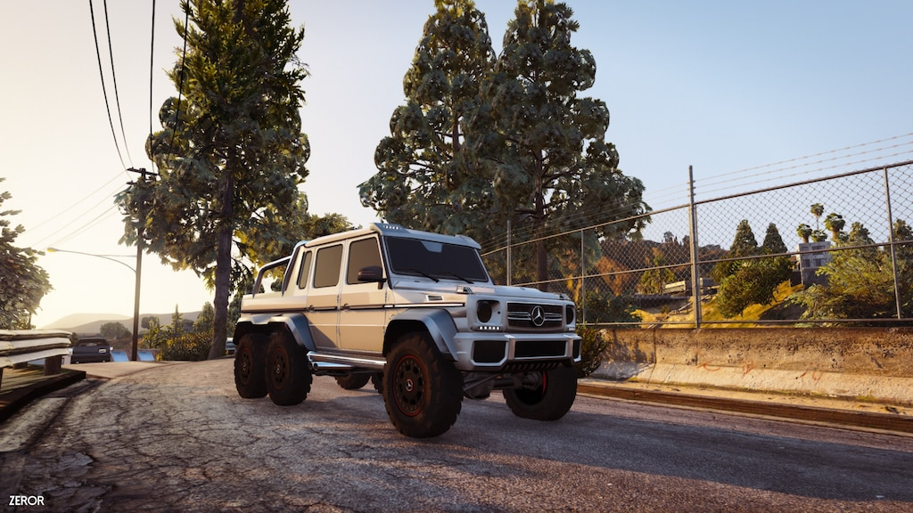 Steam Community Screenshot Mercedes Benz G65 Amg 6x6 V12 Biturbo