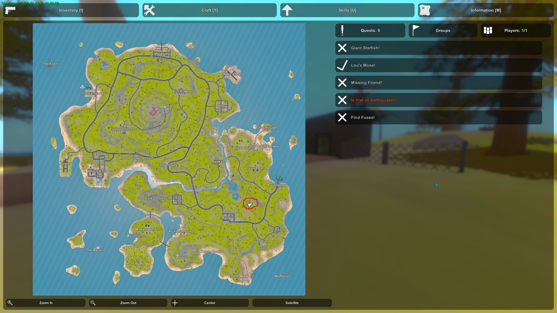 Steam Community Guide Quests On Hawaii - Japan map unturned